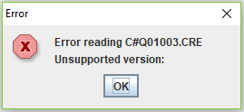 Error on C#Q01003.CRE.PNG