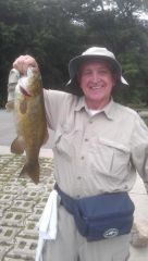Wes Serafin Smallmouth Bass