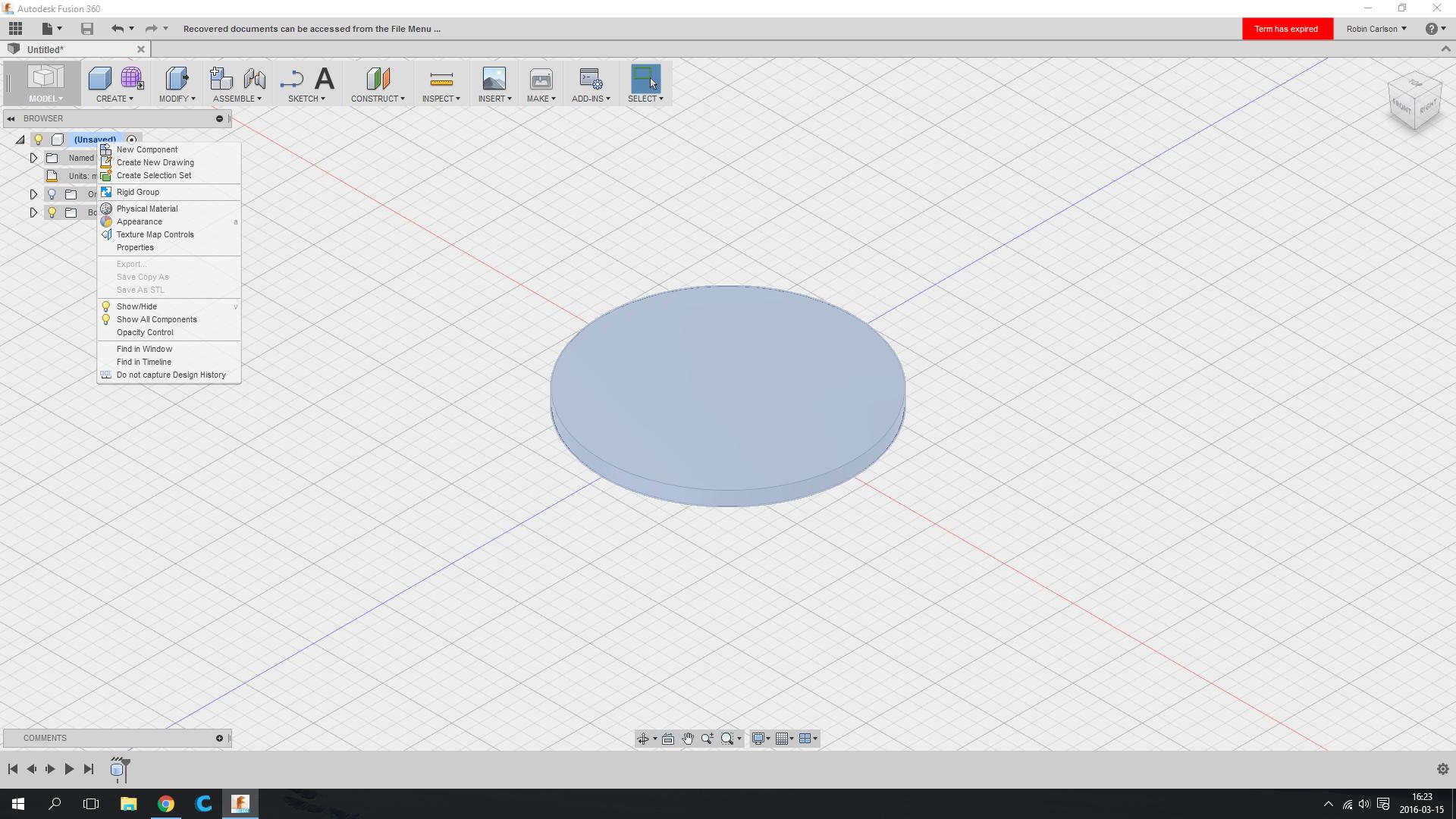 Autodesk fusion 360 - 3D modeling software - Ultimaker
