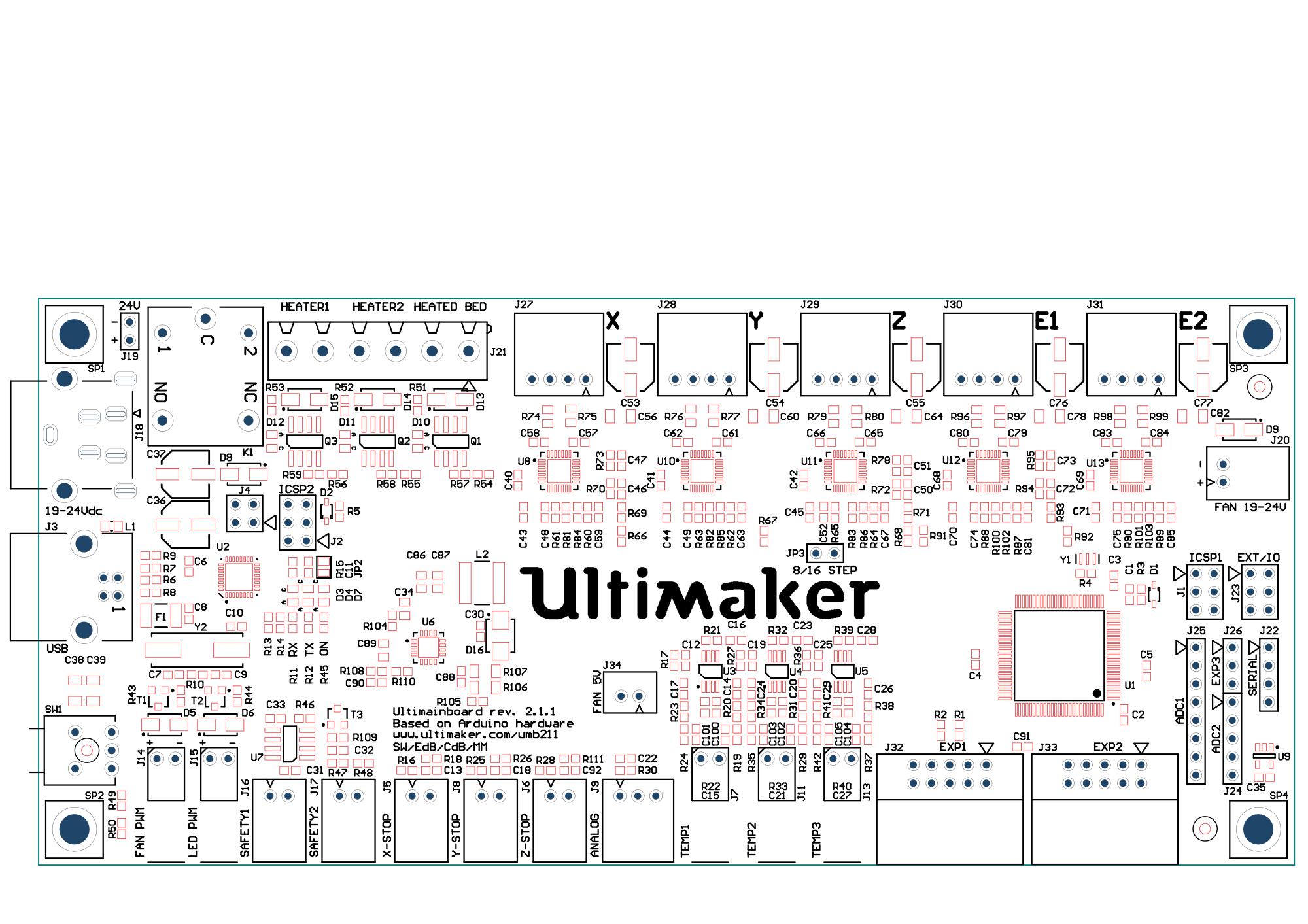 Schrittmotoren/Drehrichtumg - Deutsch - Ultimaker Community of 3D ...