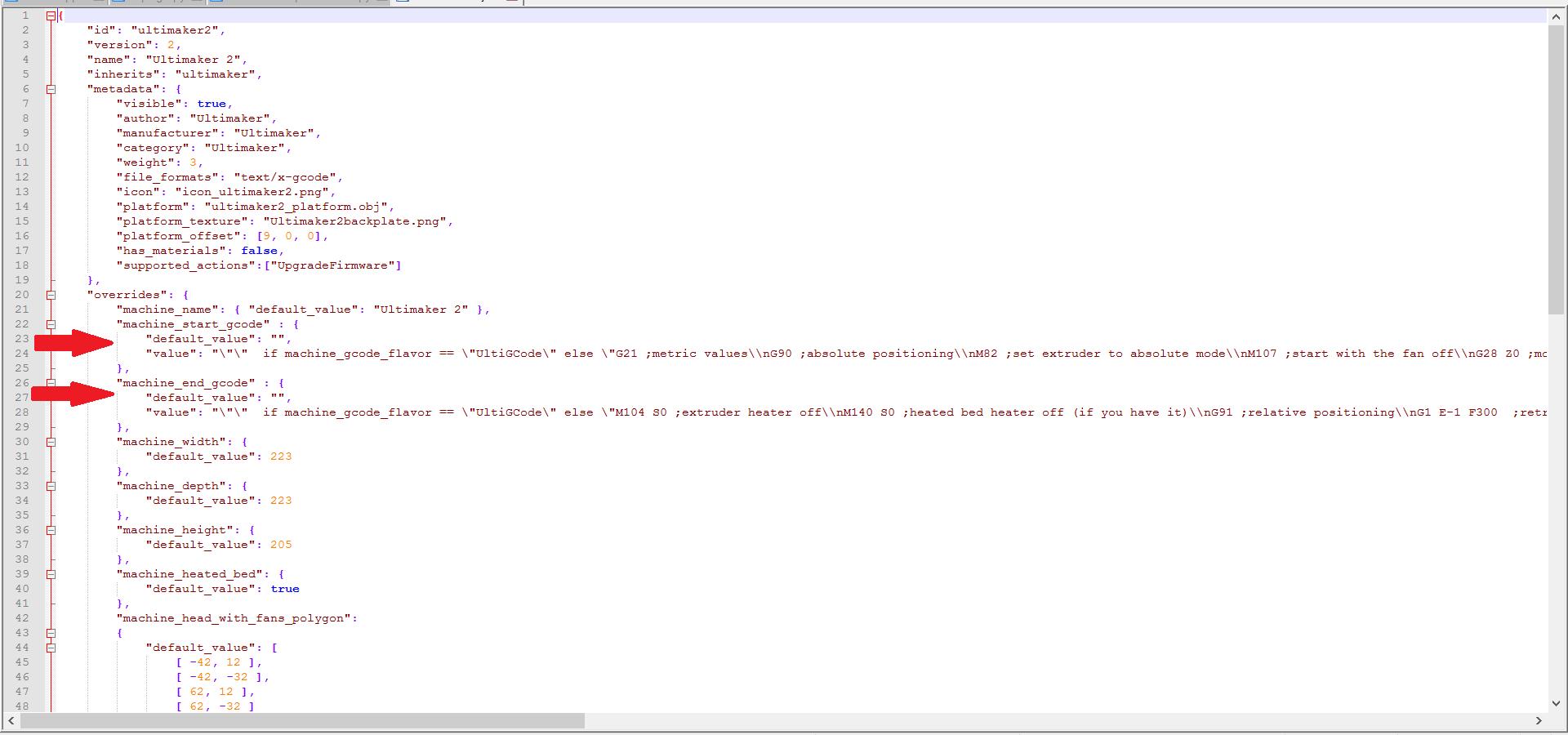 Ender 3 G Code