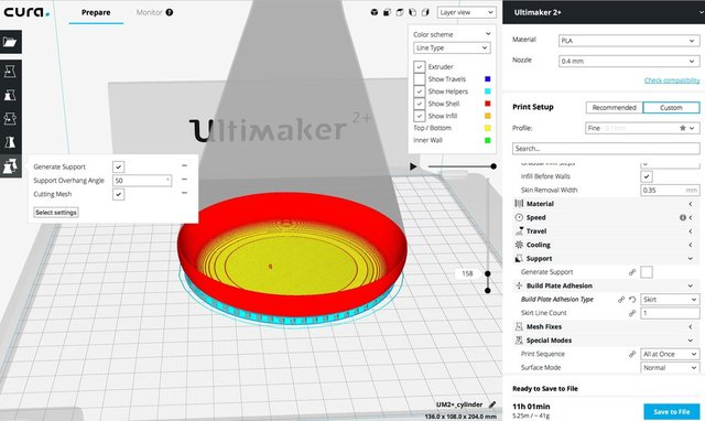 Ultimaker_Cura 3.1 per model support vase.jpg