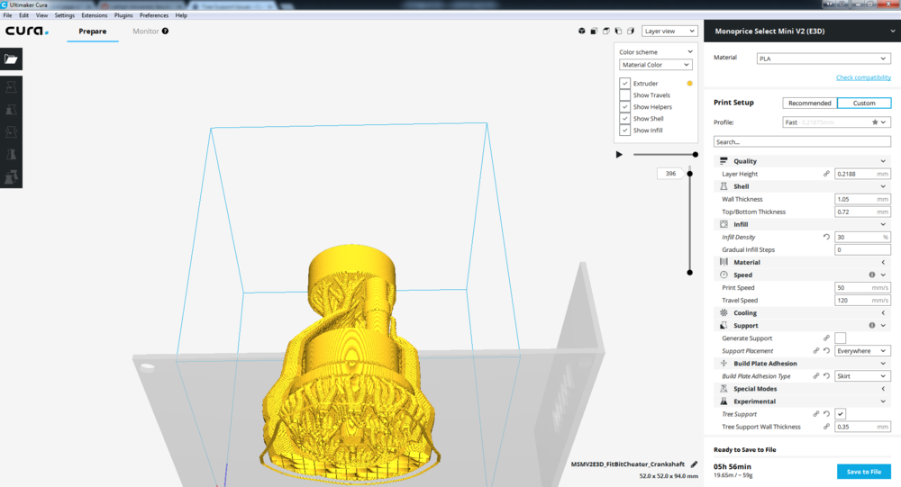 tree support issues cura plugins ultimaker community of 3d
