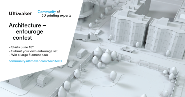Ultimaker architect contest