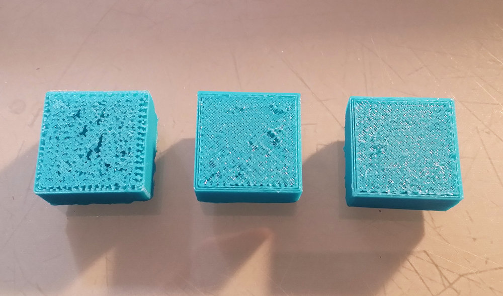 Top layer fill issues - Help, Tips & Tricks - Ultimaker
