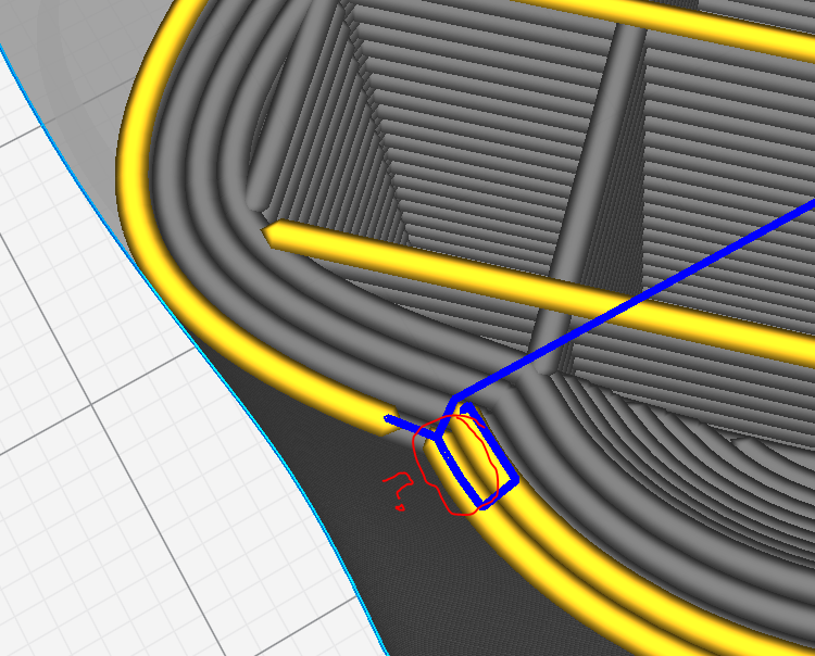 Extra bit of extrusion, which setting? - Cura + plugins