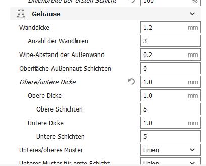 Anycubic I3 Mega Druckhöhe Z Achse - Deutsch - Ultimaker