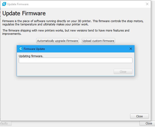 UM2+: Can't install firmware via USB - Firmware - Ultimaker
