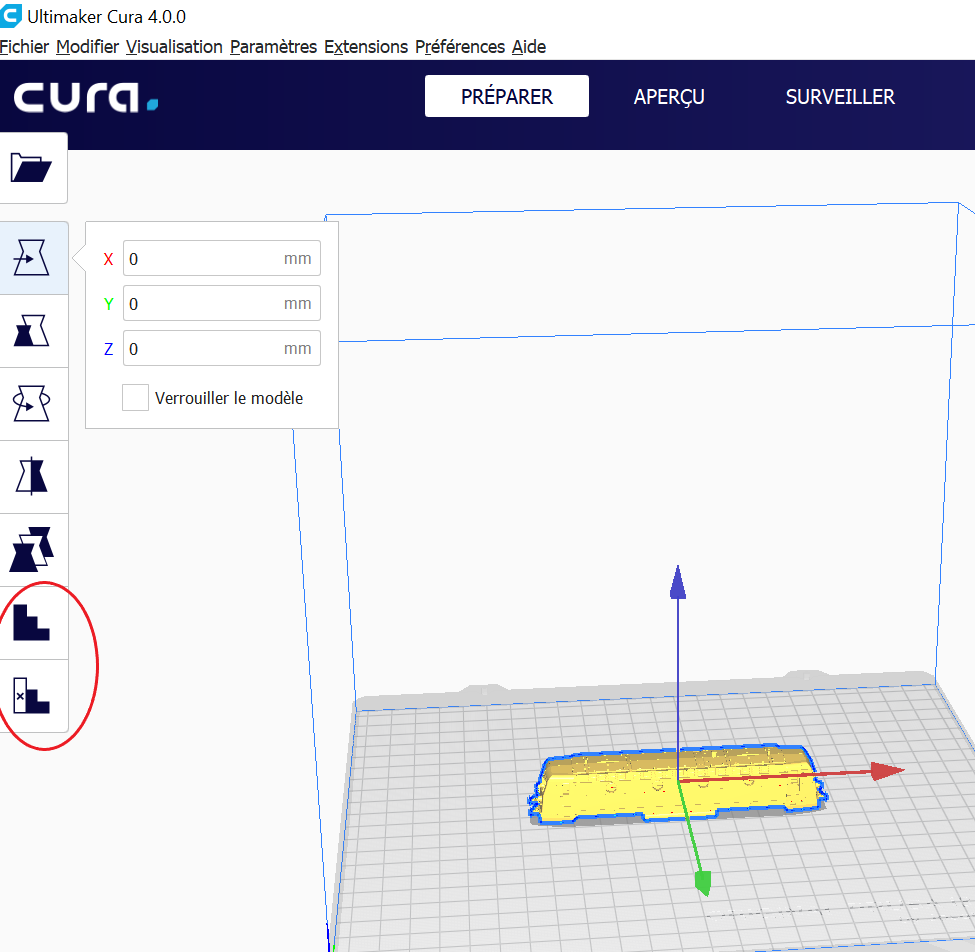 Sidebar GUI for Cura 4 0 - Page 2 - Cura + plugins