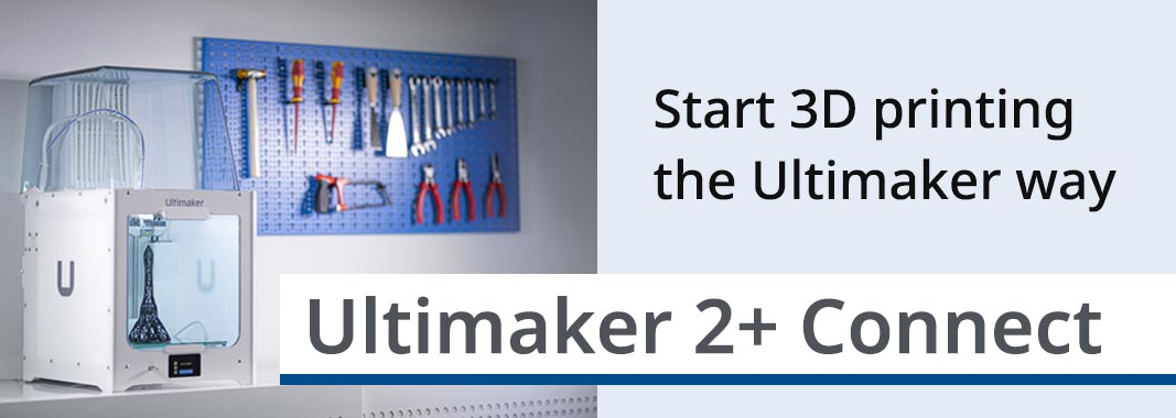 Introducing: Ultimaker 2+ Connect