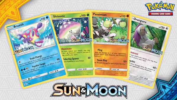 New Bright Tide /& Forest Shadow  theme decks Pokemon Cards Sun /& Moon