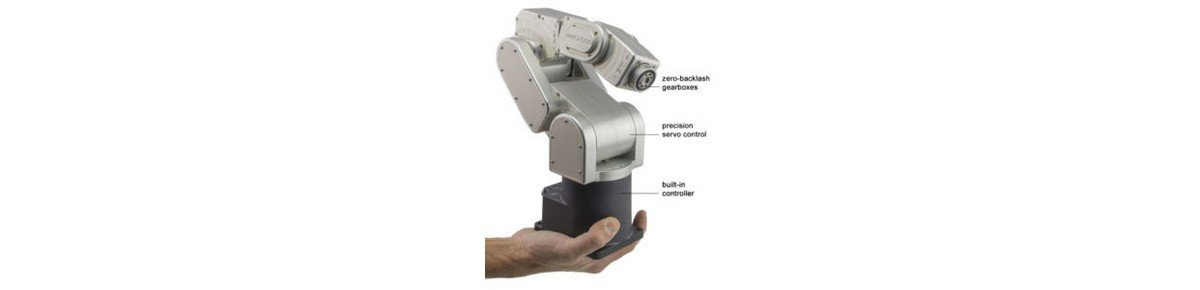 Meca500 6-Axis Ultra Compact Robot Arm