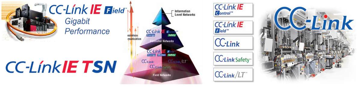 Mitsubishi CC-Link Networks Simplified