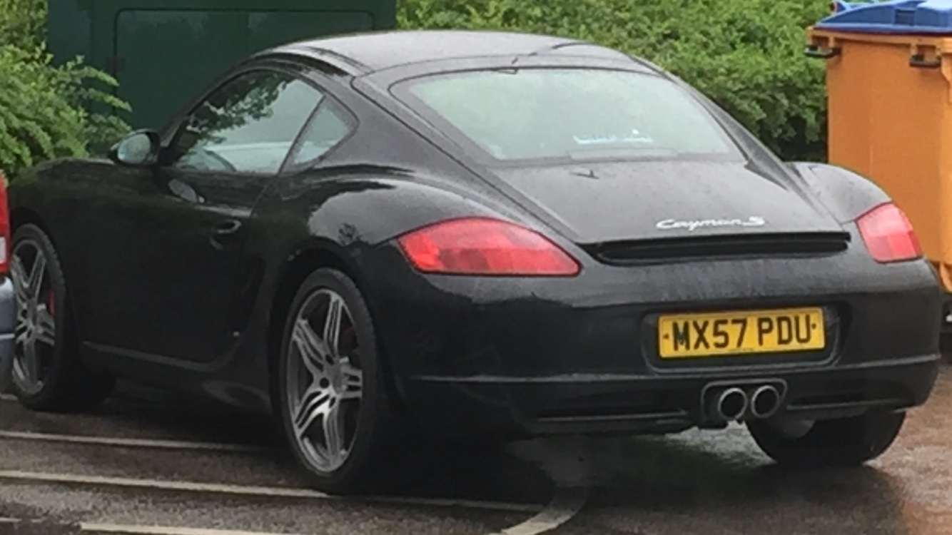 Cayman S 987 Design Edition 1