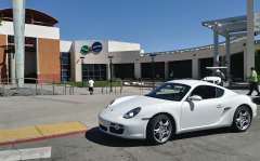 Moreno Valley Mall and my 2006 Cayman-S