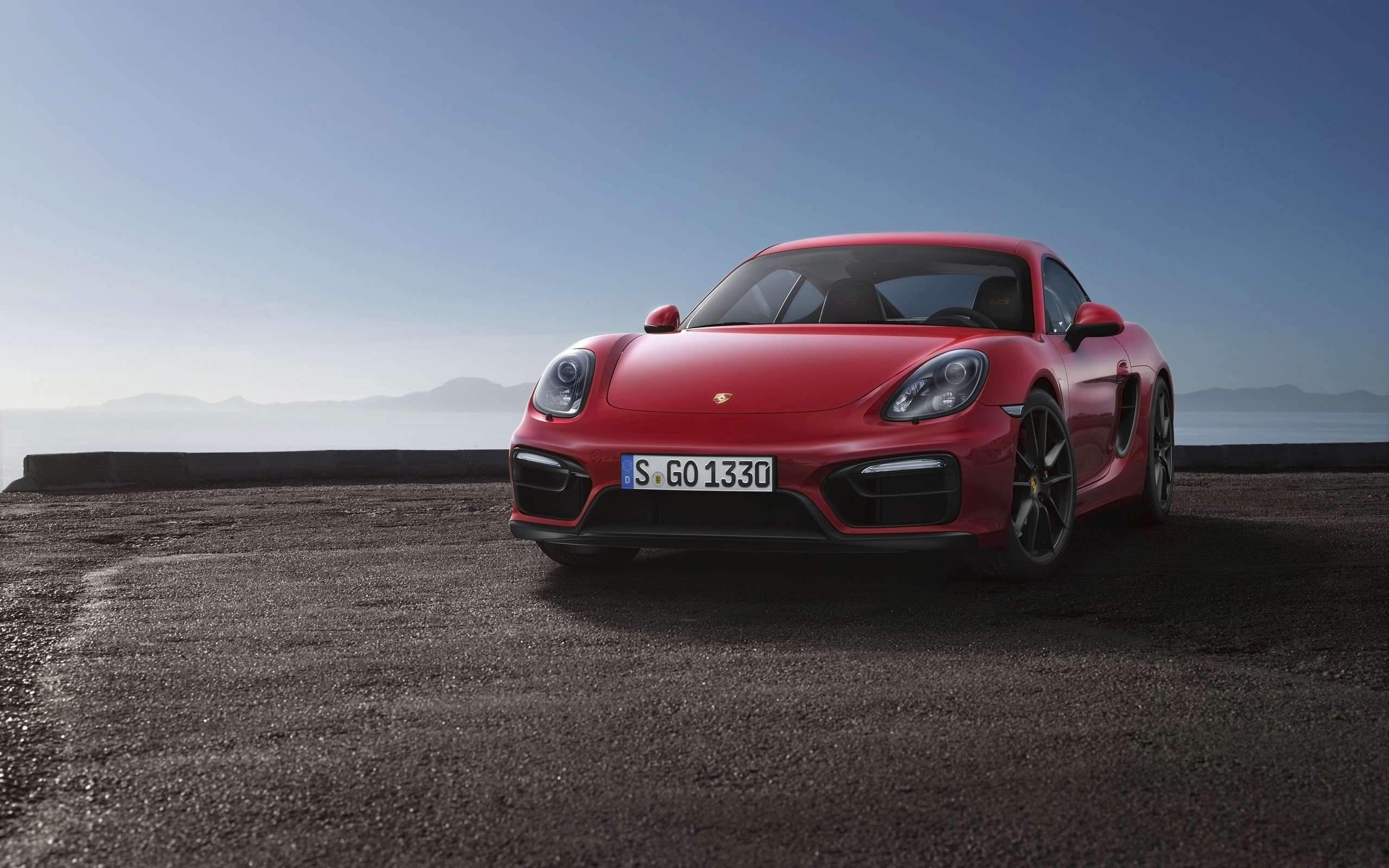 Porsche Cayman and Cayman S 981 (2014-2016)