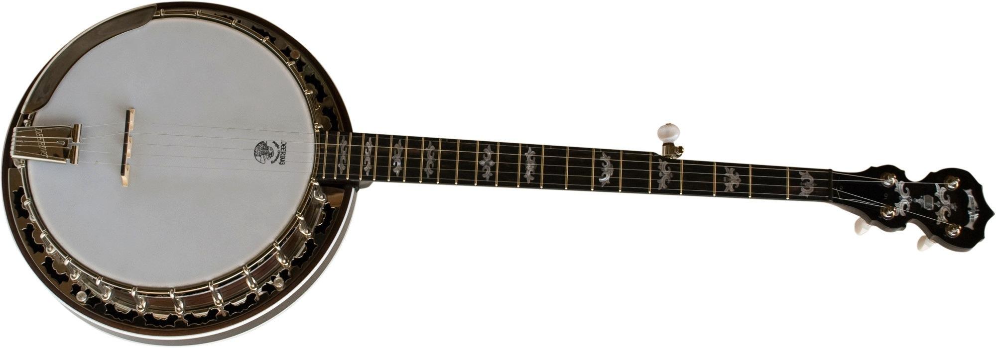 Deering Eagle II 5-String Resonator Banjo - Bluegrass and