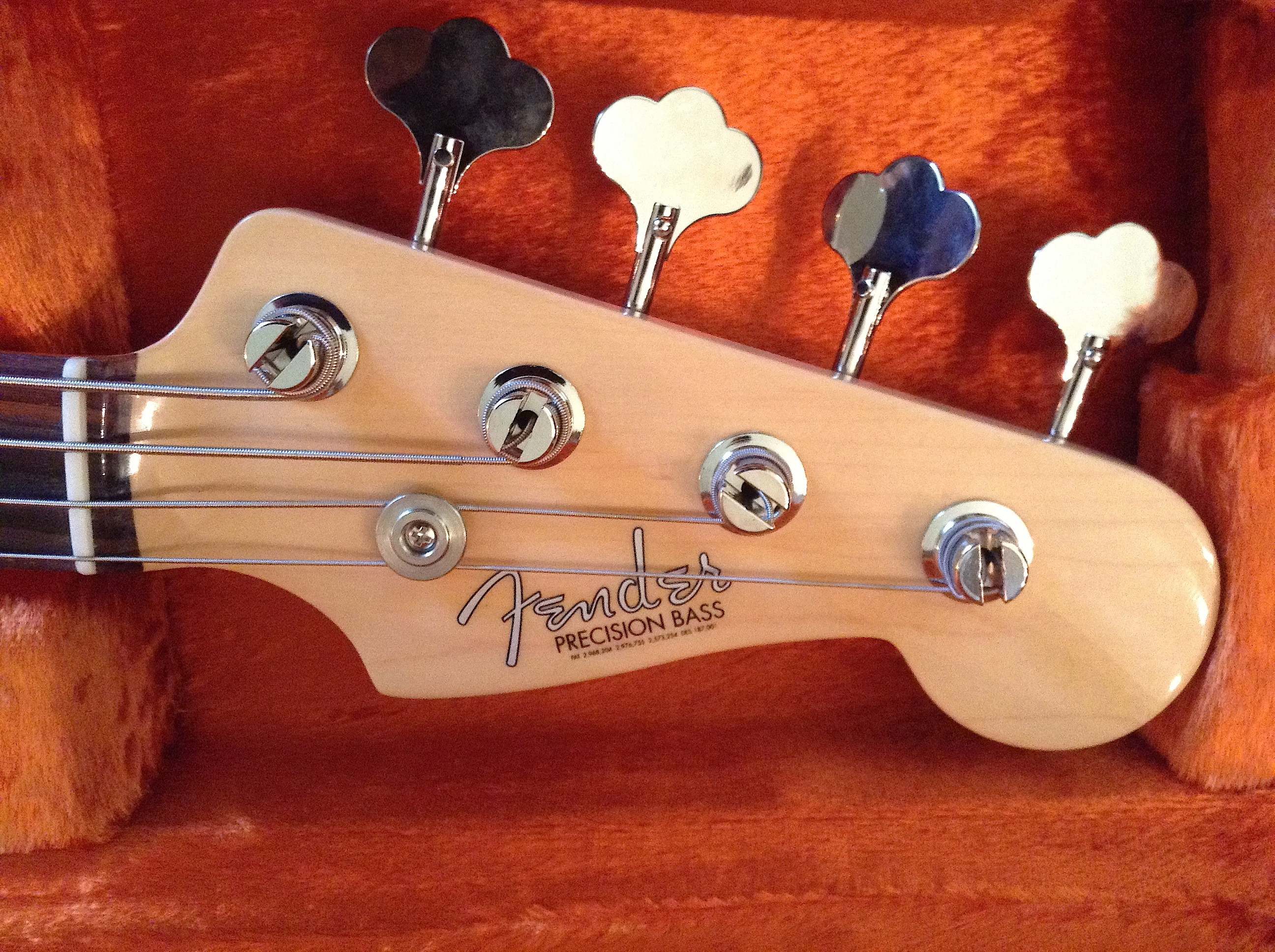 Fender American Vintage 63 Precision Bass Bass Guitars Harmony Central
