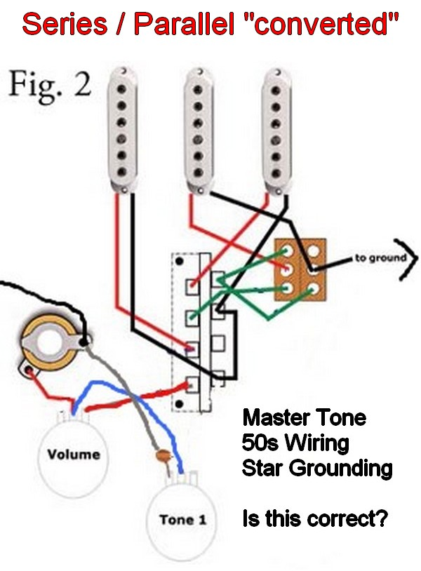 Is my Stratocaster Series / Parallel Switch Wiring Correct ... Parallel Wiring on parallel cables, electrical network, parallel design, linear circuit, nodal analysis, parallel pumps, parallel construction, parallel circuits, parallel installation, electrical impedance, parallel plug, parallel batteries, electronic component, current limiting, parallel coil, parallel receptacles, parallel steering, parallel battery, lumped element model, parallel wire, parallel power, parallel programming, parallel resistors, electrical ballast, electronic filter, electronic circuit, parallel inverter, parallel generators, parallel walls, parallel mirrors, mesh analysis,