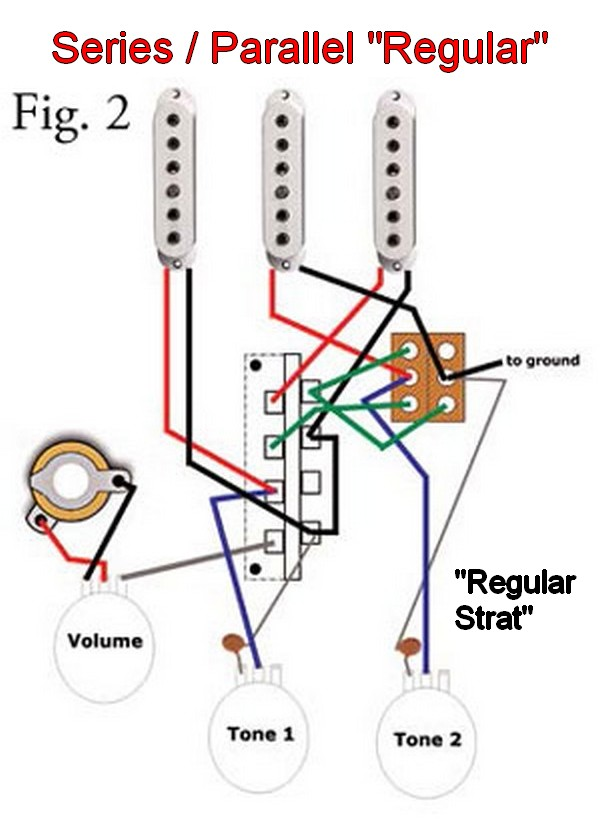 Is my Stratocaster Series / Parallel Switch Wiring Correct ... Jazz B Pickup Wiring Diagram on pickup safety diagrams, pickup schematics, pickup wiring push pull backwards, pickup wiring strats for 50 s, pickup wiring ibanez evolution,