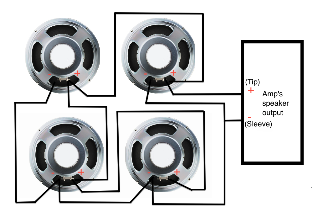 Diagram Wiring Diagrams For 4 8 Ohm Speakers Full Version Hd Quality Ohm Speakers Photowiring Momentidifesta It
