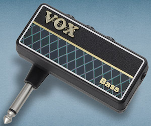 VOX amPlug 2 B Headphone Amplifier - Guitar and B Amps ... on vox headphone amp, vox bass amplifier, vox ac15c1 tubes, vox ac 100 bass amp, vox drums, vox keyboards, vox tonelab, vox ac4tv review, vox cabinet,