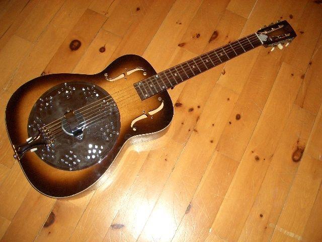 Dobro serial # year ID - Acoustic Guitars - Harmony Central