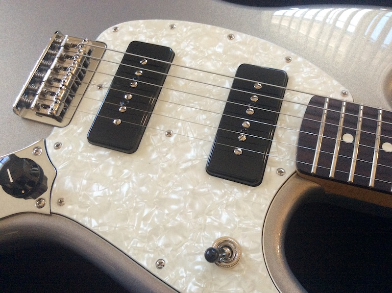 Fender Mustang 90 - Guitars - Harmony Central