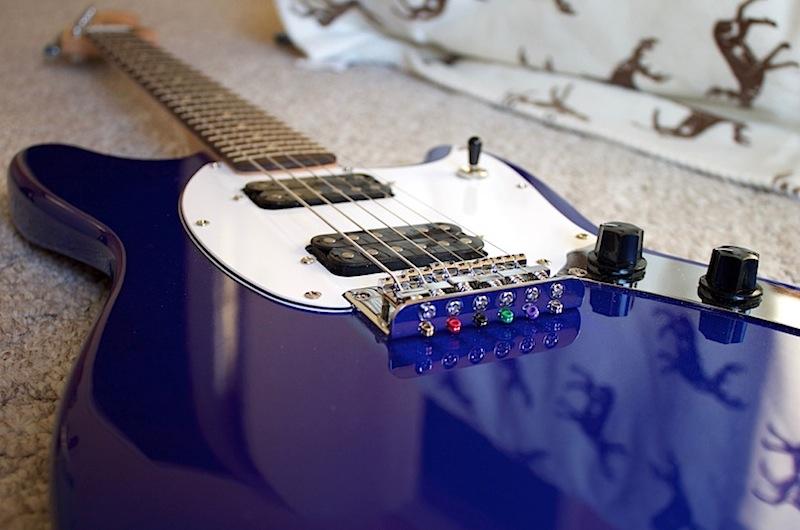 Squier Bullet Mustang HH Electric Guitar - Guitars - Harmony
