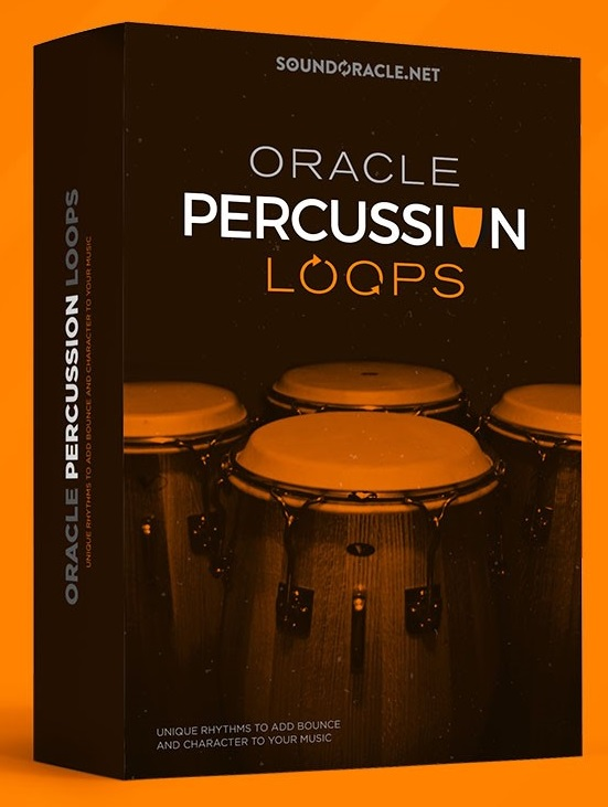Sound Oracle Percussion Loops Library - Drum and Percussion