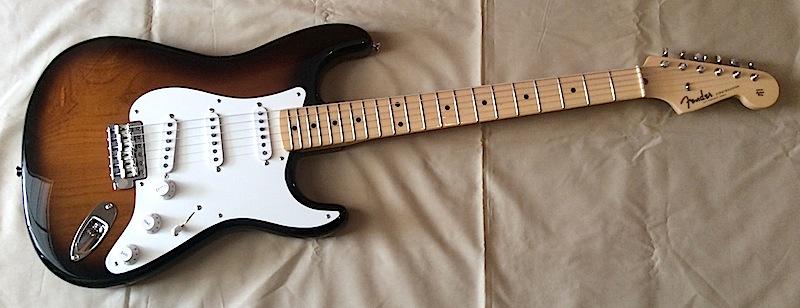 Fender American Original '50s Stratocaster - Guitars