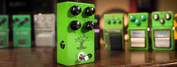 JHS Bonsai Overdrive (Nine Position Tubescreamer) - Effects