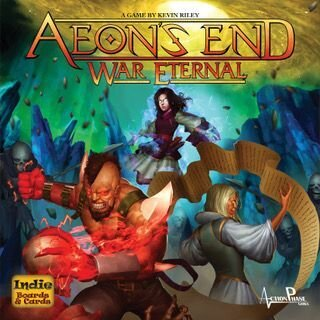 Aeon's End: War Eternal Box Art