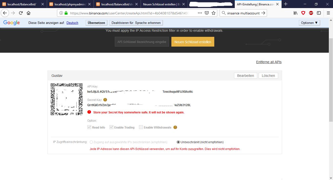 Binance trading bot githubproiecte: Blog archive